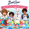 Bob Ross Egg Painting Party